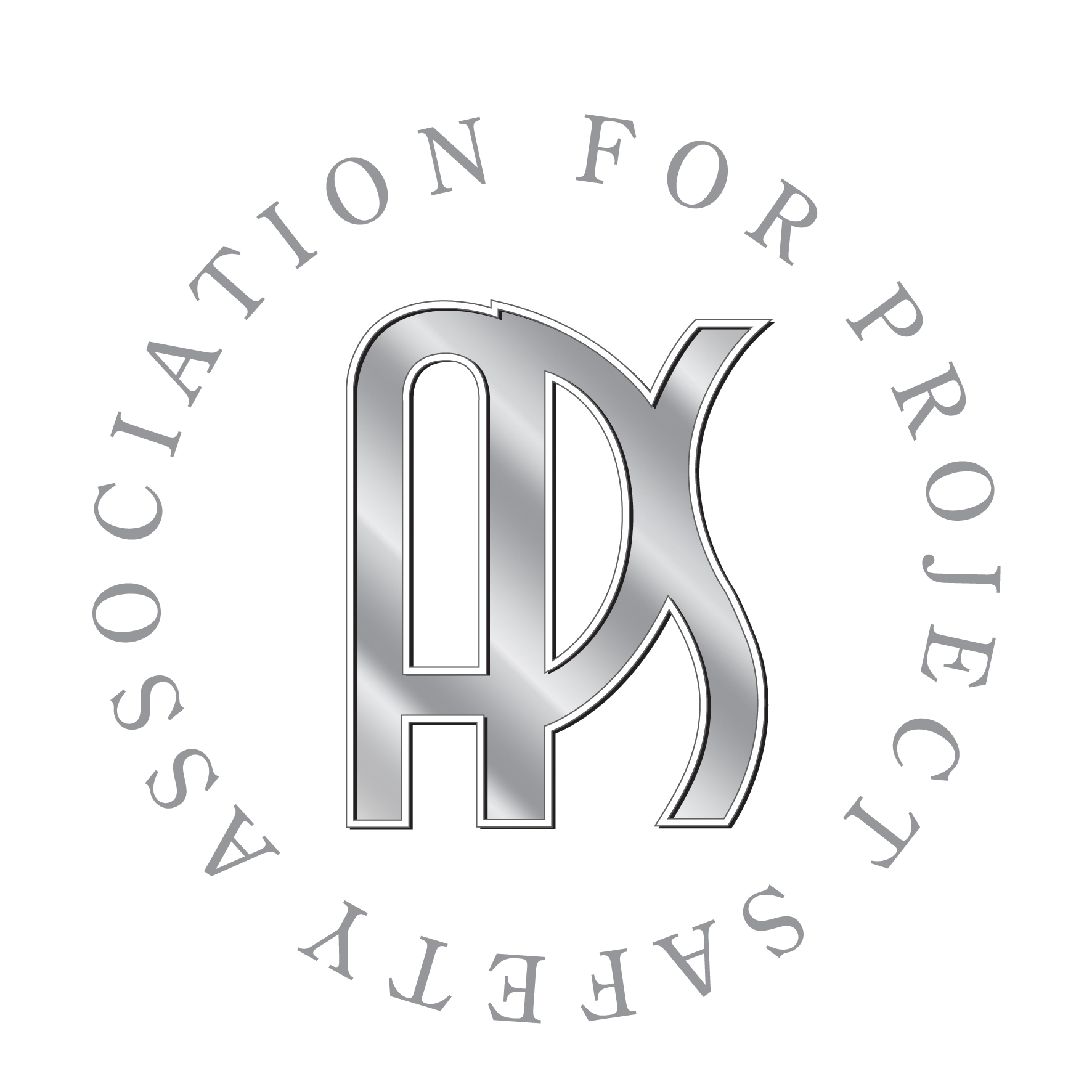 APS Logo White