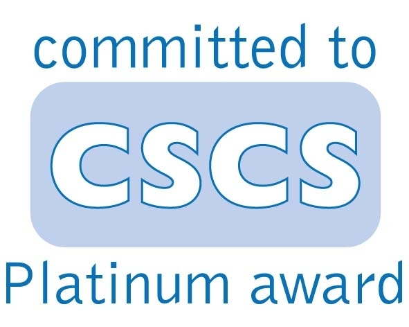 Committed CSCS platinum award